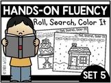 Hands-On Fluency Bundle Part 5: Roll, Search, Color It
