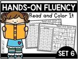 Hands-On Fluency Bundle Part 6: Read and Color It