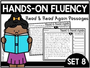 Hands-On Fluency Bundle Part 8: Read It and Read It Again Passages