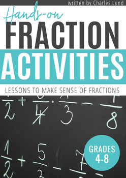 Hands-On Fraction Activities for Grades 4-8