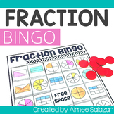 Fraction Bingo