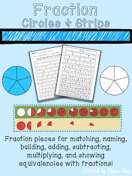 Hands On Fraction Models