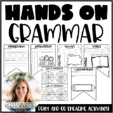 Hands-On Grammar Activities