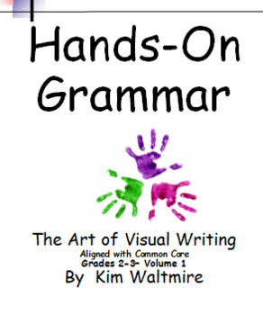 Hands On Grammar Part 1 Grades 2 & 3