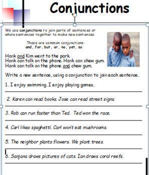 Hands On Grammar Part 3  Grades 2 & 3