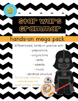 Hands-On Grammar: Star Wars Theme