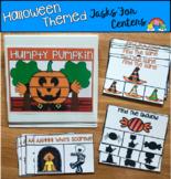 Hands-On Halloween Centers