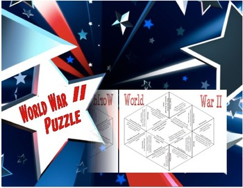 Hands On History-World War II Puzzle