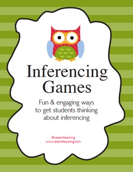 Hands-On Inferencing Games