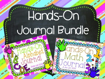 Hands-On Interactive Math and Literacy Journals Bundle
