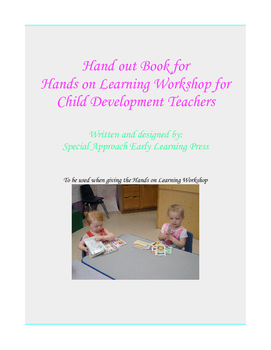 Hands On Learning Hand Out Book