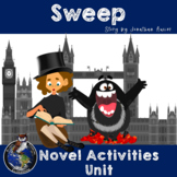 Hands-On-Learning Novel Study: Sweep by Jonathan Auxier
