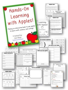 Hands-On Learning with Apples AND Pumpkins {Fall BUNDLE}