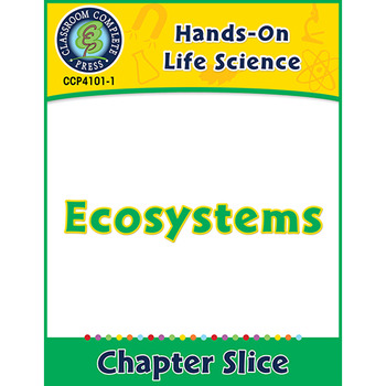 Hands-On STEAM - Life Science: Ecosystems Gr. 1-5