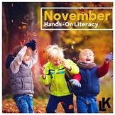 Hands-On Literacy (November)