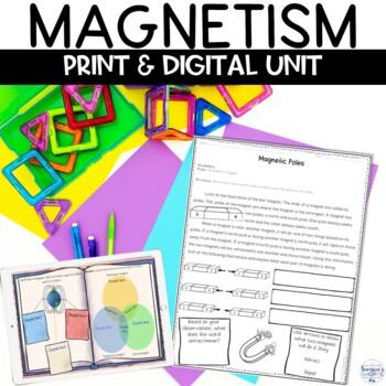 Magnet Hands-on Activities Unit