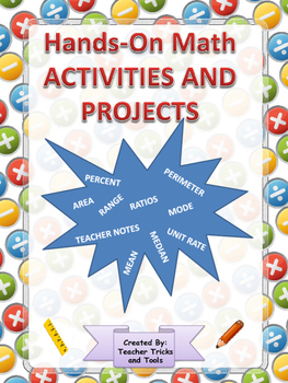 Hands On Math Activities and Projects