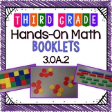 Hands-On Math Booklet 3.OA.2 {Division}