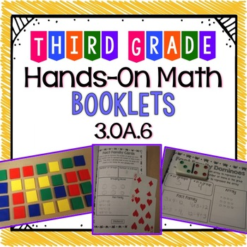 multiplication and division booklets worksheets teaching resources rh teacherspayteachers com