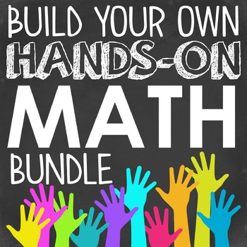 Hands-On Math: Build Your Own Bundle Math Centers