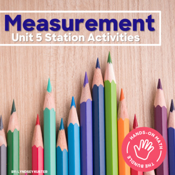 Hands-On Math: Measurement Station Activities