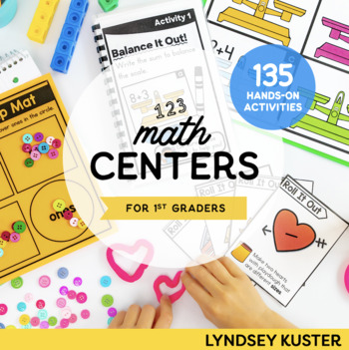 Hands-On Math (Growing Bundle)