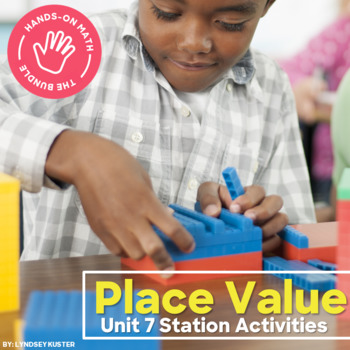 Hands-On Math: Place Value Station Activities