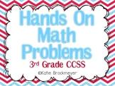 Hands On Math Problems