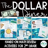 2nd Grade Money Activities - Making Change, Counting Coins Games, and More!