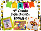Hands-On Math Station Booklet - G.3 {Symmetry} Geometry