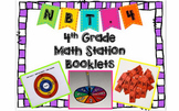 Hands-On Math Station Booklet - NBT.4 {Addition / Subtraction of Whole Numbers}