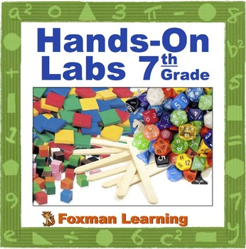 Hands On Math labs for 7th Grade Common Core Math
