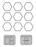 Hands On Mixed Numbers and Improper Fractions Game