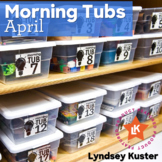 Hands-On Morning Tubs (April)