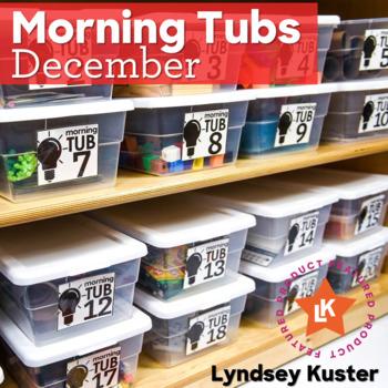 Hands-On Morning Tubs (December)