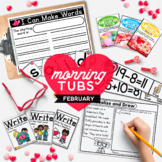 Hands-On Morning Tubs (February)