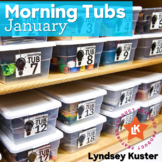 Hands-On Morning Tubs (January)