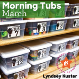 Hands-On Morning Tubs (March)