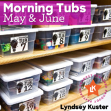 Hands-On Morning Tubs (May & June)