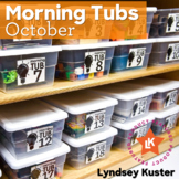 Hands-On Morning Tubs (October)