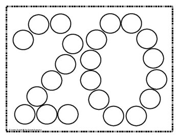Hands On Number Mats for 1-100