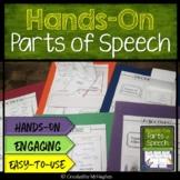 Parts of Speech - Basic Set {Hands-On Interactive Notebook}