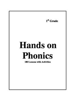 Hands On Phonics