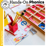 Independent Hands-On Phonics Bundle