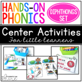 Hands-On Phonics ~ Diphthongs