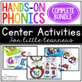 Hands-On Phonics ~ COMPLETE BUNDLE