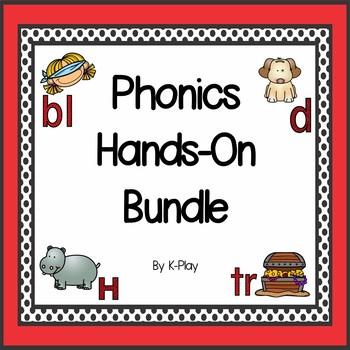 Hands-On Phonics Growing Bundle