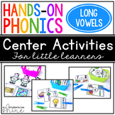 Hands-On Phonics ~ Long Vowels