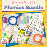 Hands-On Phonics Print and Go Ultimate Bundle Distance Learning