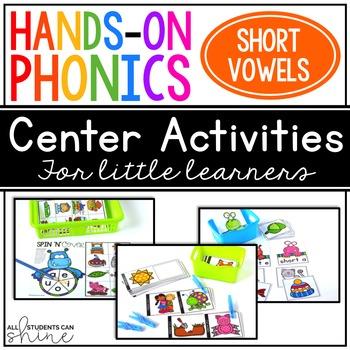 Hands-On Phonics ~ Short Vowels
